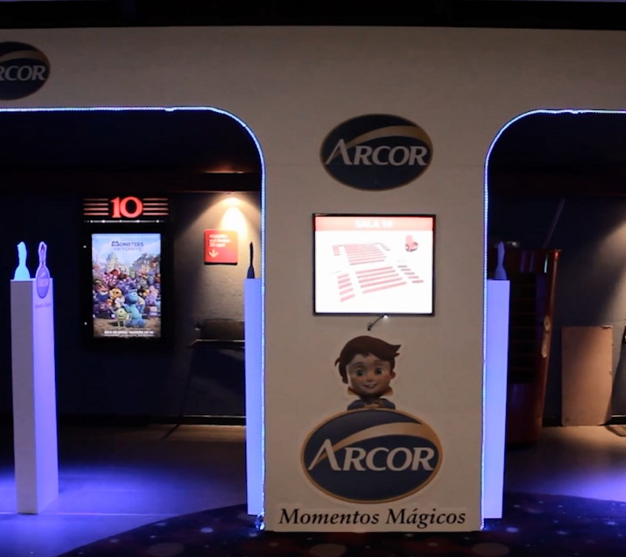 Arcor - Movie Center